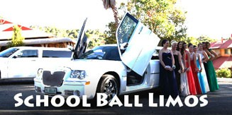 school ball limos, perth