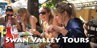 swan valley wine tours, limos