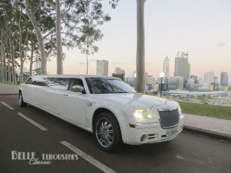 special occasion limo hire