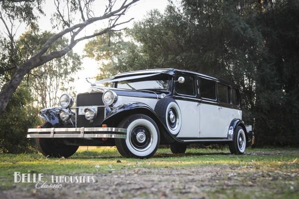 vintage limo service