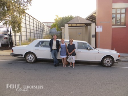 fremantle limo service