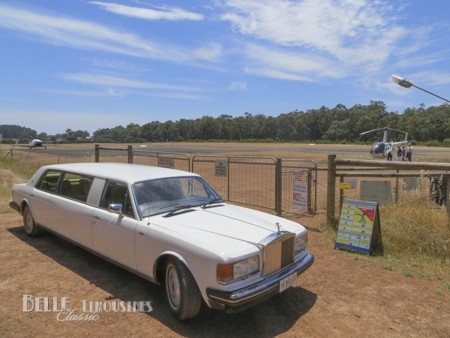 rolls royce limo tours