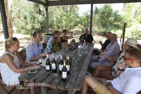faber vineyard wine tour