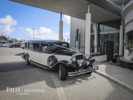 reo speedwagon limo