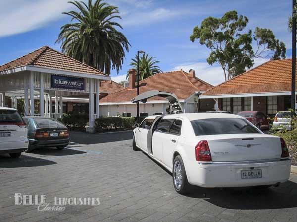 jet door chrysler limousine