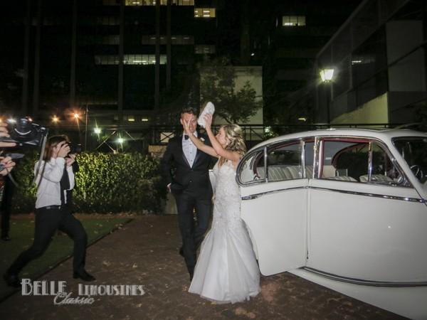 late night wedding cars