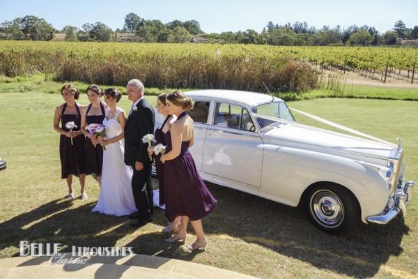 rolls royce bridal car hire