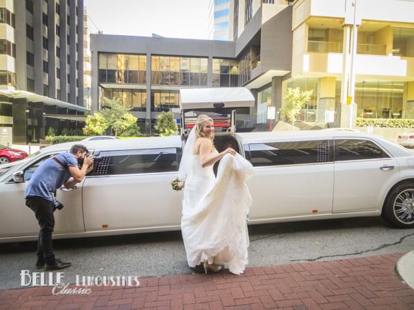 chrysler limousine service