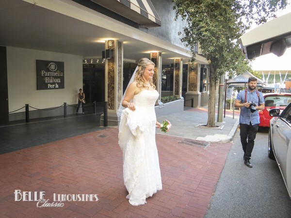 weddings at the parmelia hilton