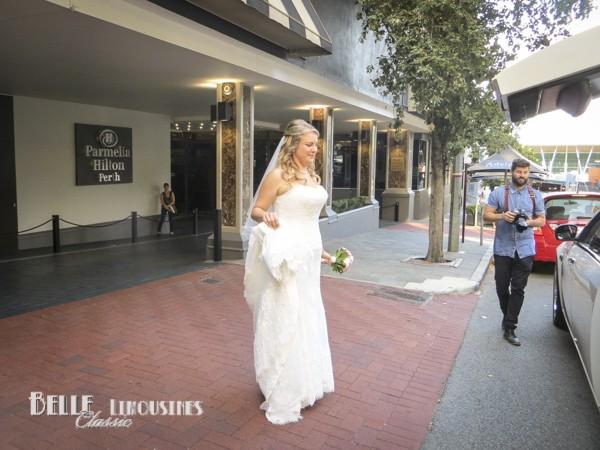 weddings at the parmelia hilton