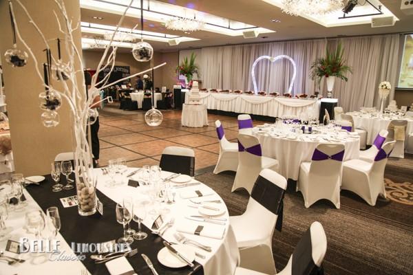parmelia hilton wedding