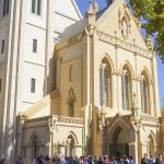 belle-limousines-at st-marys-cathedral-1