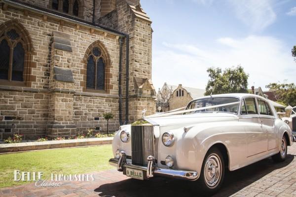 rolls royce bridal cars