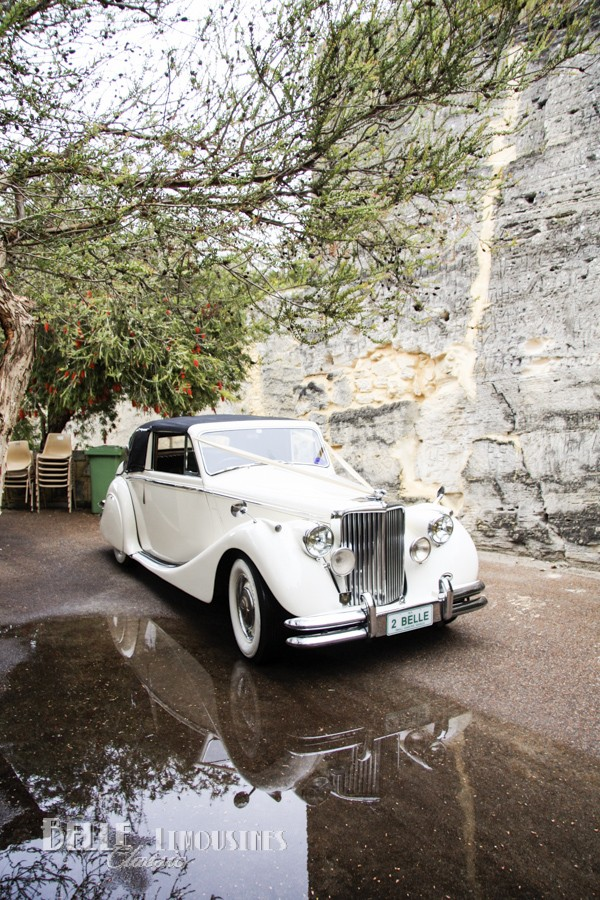 Quarry Amphitheatre Wedding Cars – Belle Classic Wedding Cars