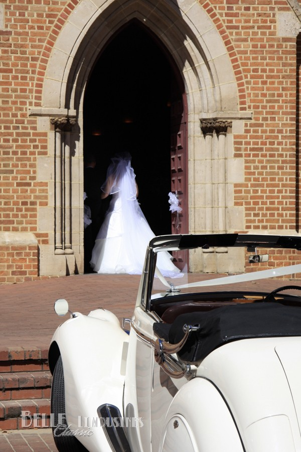 Wedding Cars At St Gees Cathedral Belle Clic