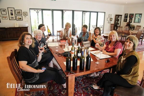 luxury wine tastings