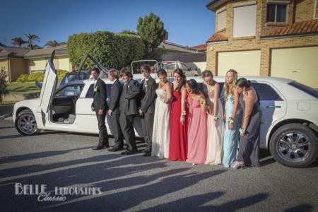chrysler limo hire