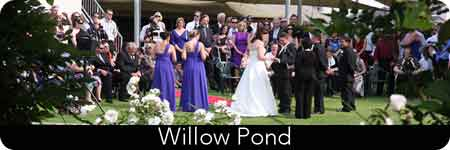 willow pond function centre