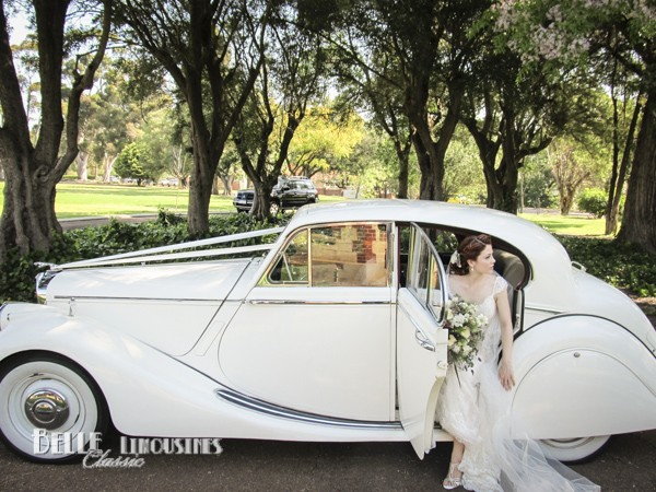 Classic Cars For Weddings Brisbane