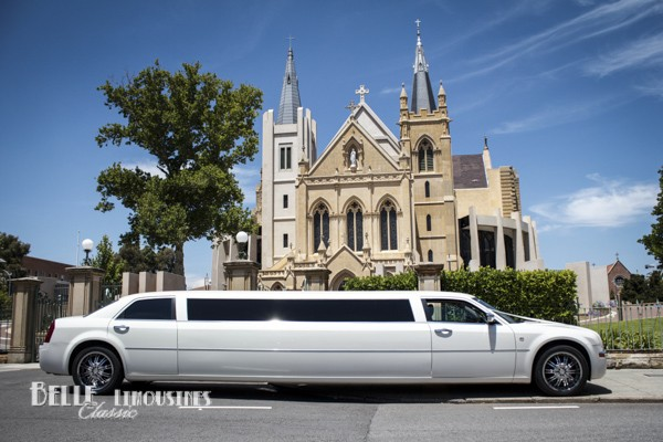 st marys cathedral limo
