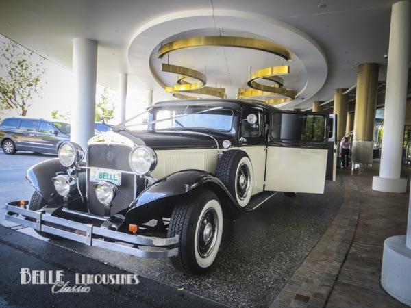 crown metropol wedding limo