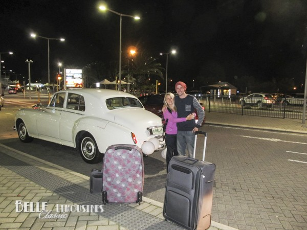 rolls royce airport transfers