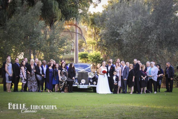 swan valley wedding transport