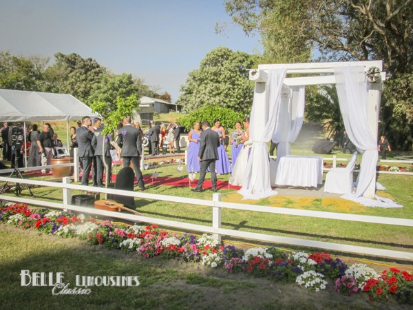 swan valley marquee wedding