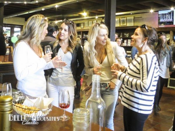 wine tour fun