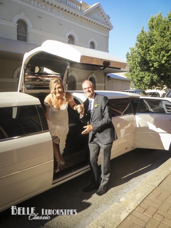chrysler jet door limousine