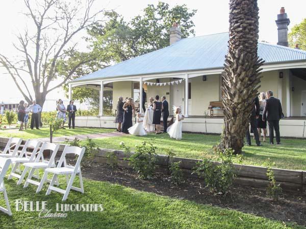 swan valley wedding location