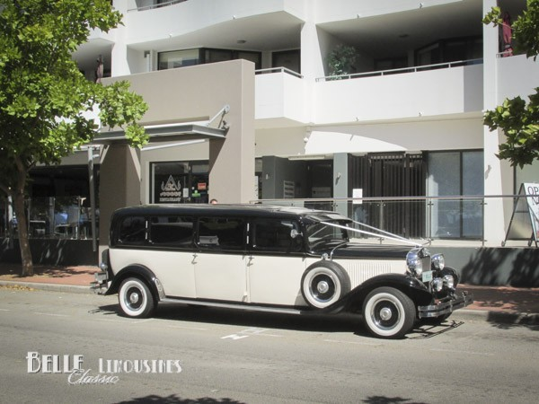 vintage limousine