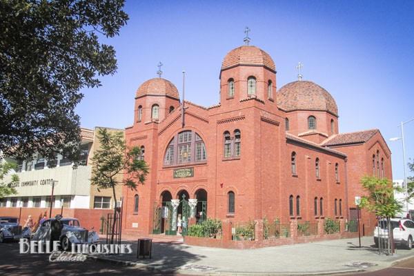 greek orthodox church perth