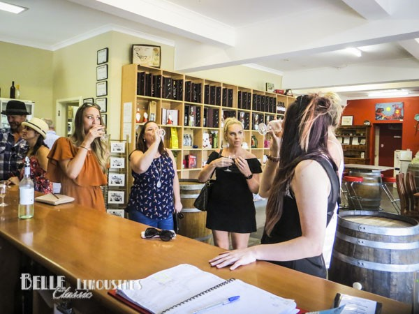 swanbrook winery