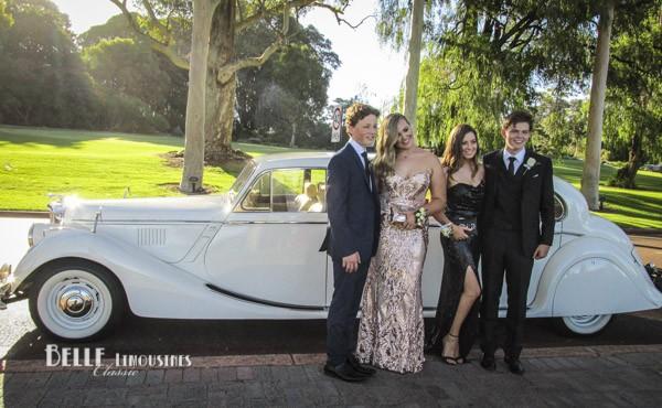 jaguar limousine hire